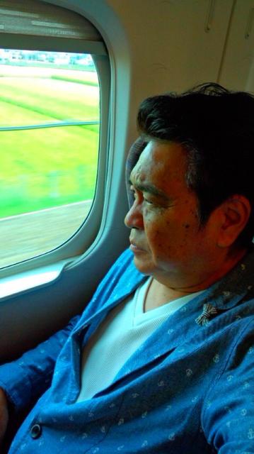 今回は大阪です…