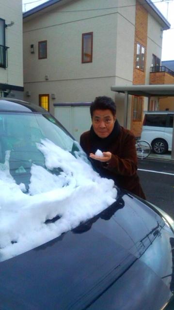 今回は北海道です…