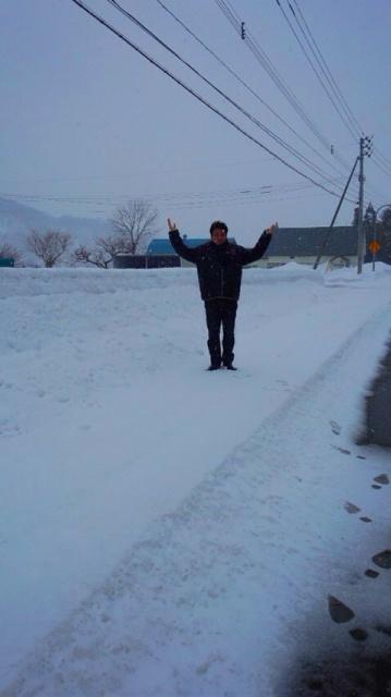デッカイドウは北海道に行った来まーすハッハッハ…